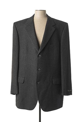 Veste chic / Blazer gris CARL GROSS pour homme