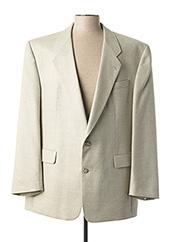 Veste chic / Blazer beige CARL GROSS pour homme seconde vue