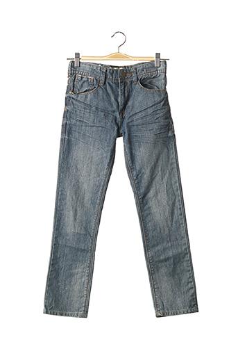 Jeans coupe slim bleu SCOTT-FOX pour garçon