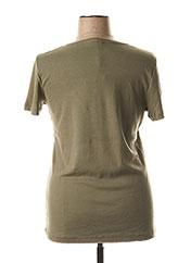 T-shirt manches courtes vert THALASSA pour femme seconde vue