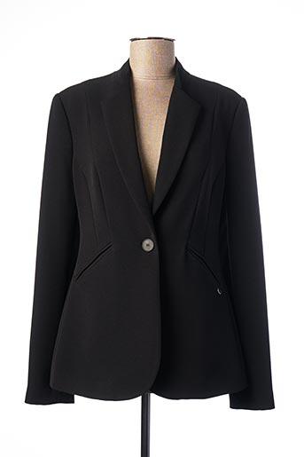 Veste chic / Blazer noir TWIN-SET SIMONA BARBIERI pour femme