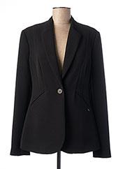 Veste chic / Blazer noir TWIN-SET SIMONA BARBIERI pour femme seconde vue
