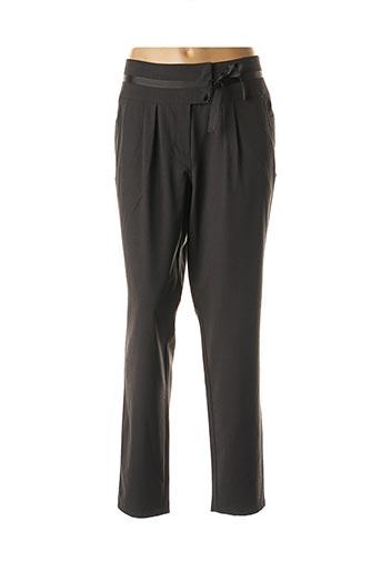 Pantalon chic gris BETTY AND CO pour femme