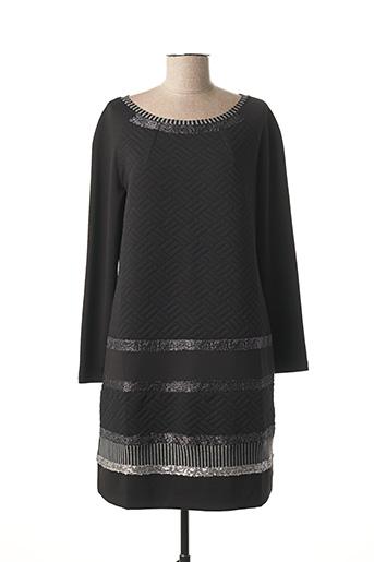 Robe courte noir EVALINKA pour femme
