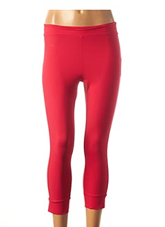 Legging rouge CASSIOPEE pour femme