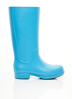Bottes bleu CROCS pour femme