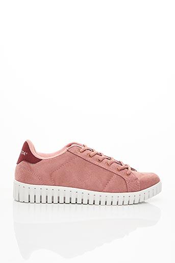 Baskets rose VERO MODA pour femme