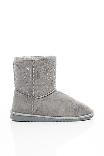 Bottines/Boots gris ASSO pour femme