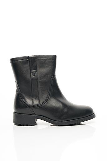 Bottines/Boots noir AIGLE pour femme
