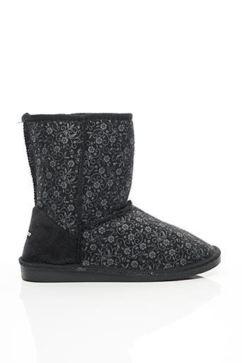 Bottines/Boots noir CANGURO pour fille