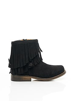 Bottines/Boots noir MELLOW YELLOW pour fille