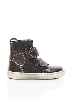 Bottines/Boots marron SHOESME pour garçon