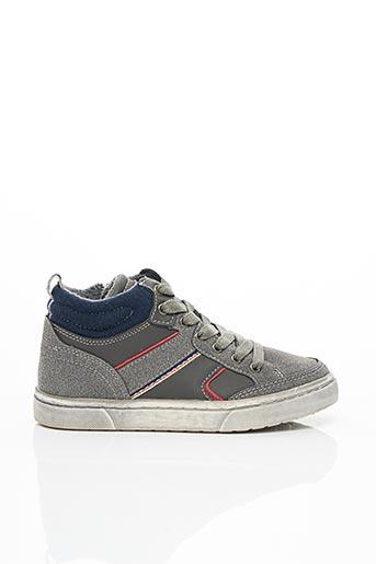 Baskets gris SK8 pour garçon