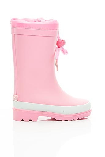 Bottes rose BE ONLY pour fille