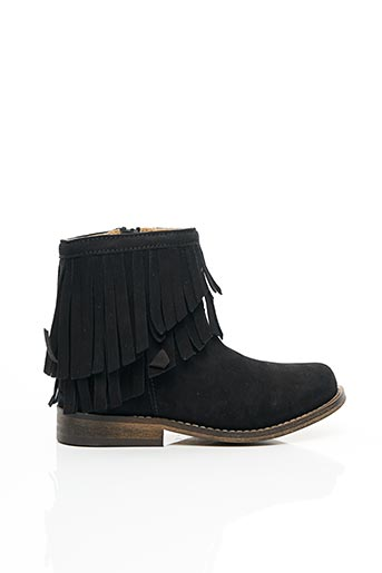 Bottines/Boots noir MELLOW YELLOW pour fille