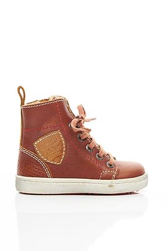 Bottines/Boots marron ESPRIT pour garçon