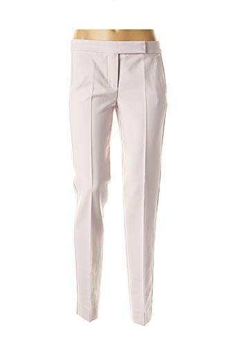 Pantalon chic violet MAXMARA pour femme