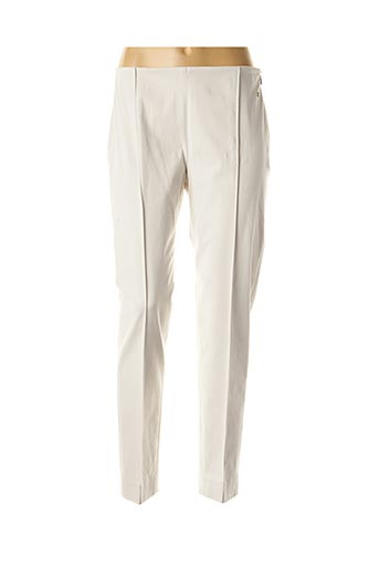 Pantalon casual gris MAXMARA pour femme
