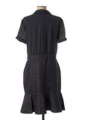 Robe mi-longue bleu SPORTMAX pour femme seconde vue