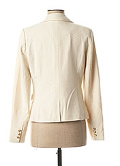 Veste chic / Blazer beige ONLY pour femme seconde vue