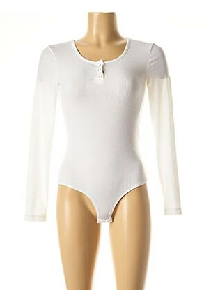 Body blanc ONLY pour femme
