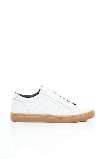 Baskets blanc SARENZA pour homme