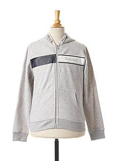 Veste casual gris TIMBERLAND pour garçon