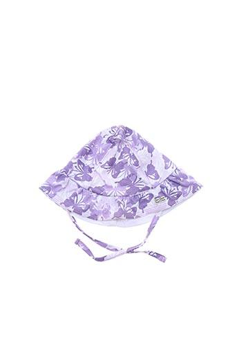 Chapeau violet TOM TAILOR pour fille