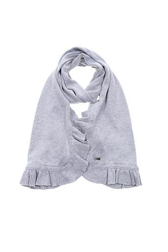 Echarpe gris TOM TAILOR pour fille