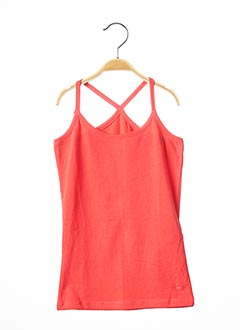 Top rouge TOM TAILOR pour fille
