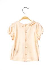 T-shirt manches courtes orange BILLIEBLUSH pour fille seconde vue