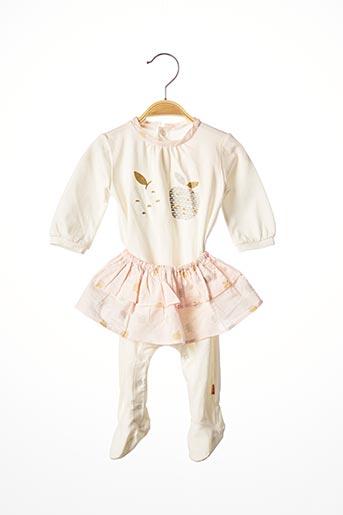 Combi-pantalon blanc BILLIEBLUSH pour fille