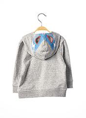 Veste casual gris BILLYBANDIT pour fille seconde vue