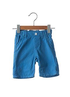 Bermuda bleu BILLYBANDIT pour garçon
