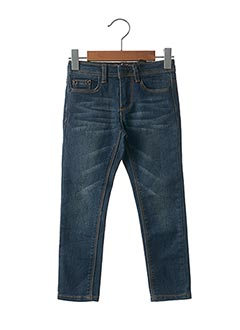 Jeans coupe slim bleu SORRY 4 THE MESS pour fille