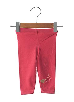 Legging rose BILLIEBLUSH pour fille