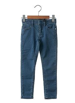 Pantalon casual bleu SORRY 4 THE MESS pour garçon