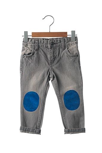 Pantalon casual gris BILLYBANDIT pour garçon