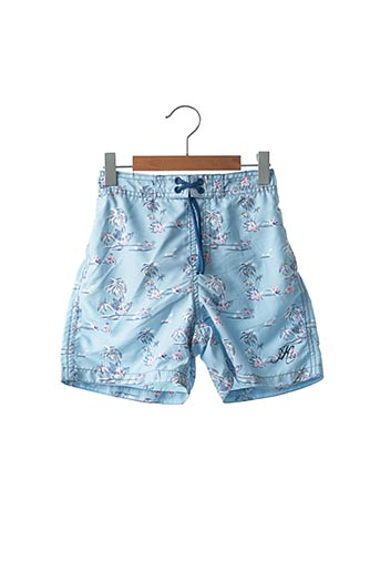 Short bleu IKKS pour garçon