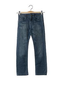Jeans coupe slim bleu SORRY 4 THE MESS pour garçon