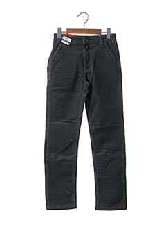 Pantalon casual gris TOM TAILOR pour garçon