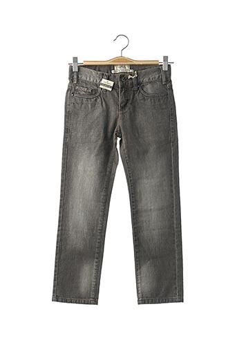Jeans coupe droite gris TOM TAILOR pour garçon