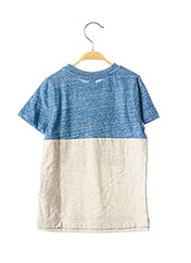 T-shirt manches courtes bleu ESPRIT pour garçon seconde vue