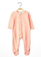 Pyjama rose ABSORBA pour fille seconde vue