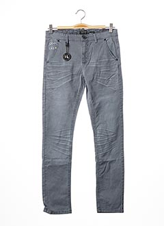 Pantalon casual gris NUKUTAVAKE pour garçon