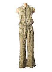 Combi-pantalon vert GARCIA pour fille seconde vue