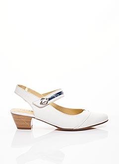 Escarpins blanc GEO-REINO pour femme