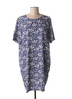 Robe courte violet COQUELICOT pour femme