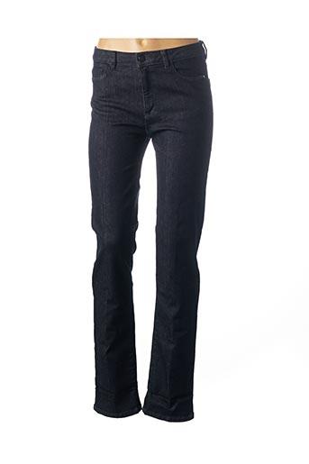 Jeans coupe droite bleu MAISON 123 pour femme