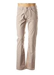 Pantalon casual gris BRUNO SAINT HILAIRE pour homme seconde vue